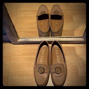 Calvin Klein penny-loafers